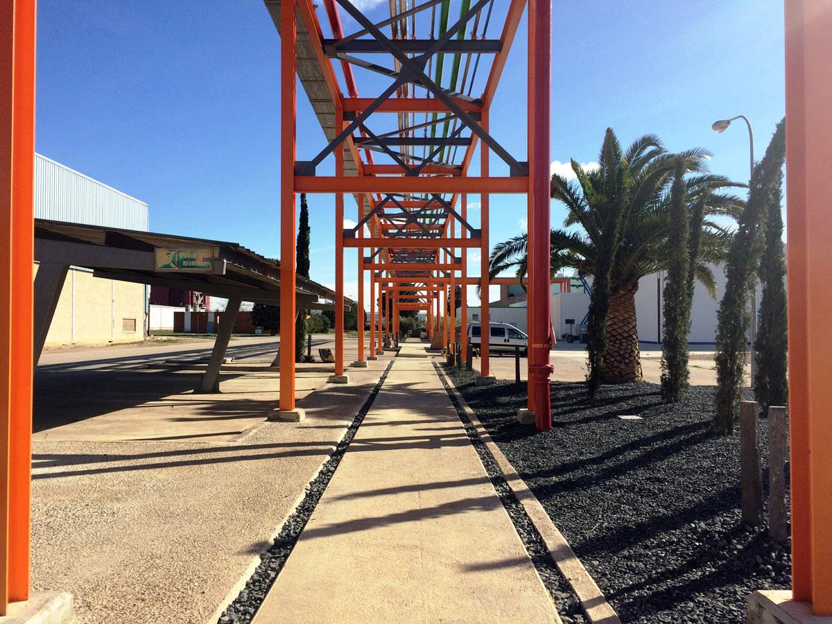 Acondicionamiento y ampliación de Nave. Olarco S.L. Construcciones y Mantenimientos