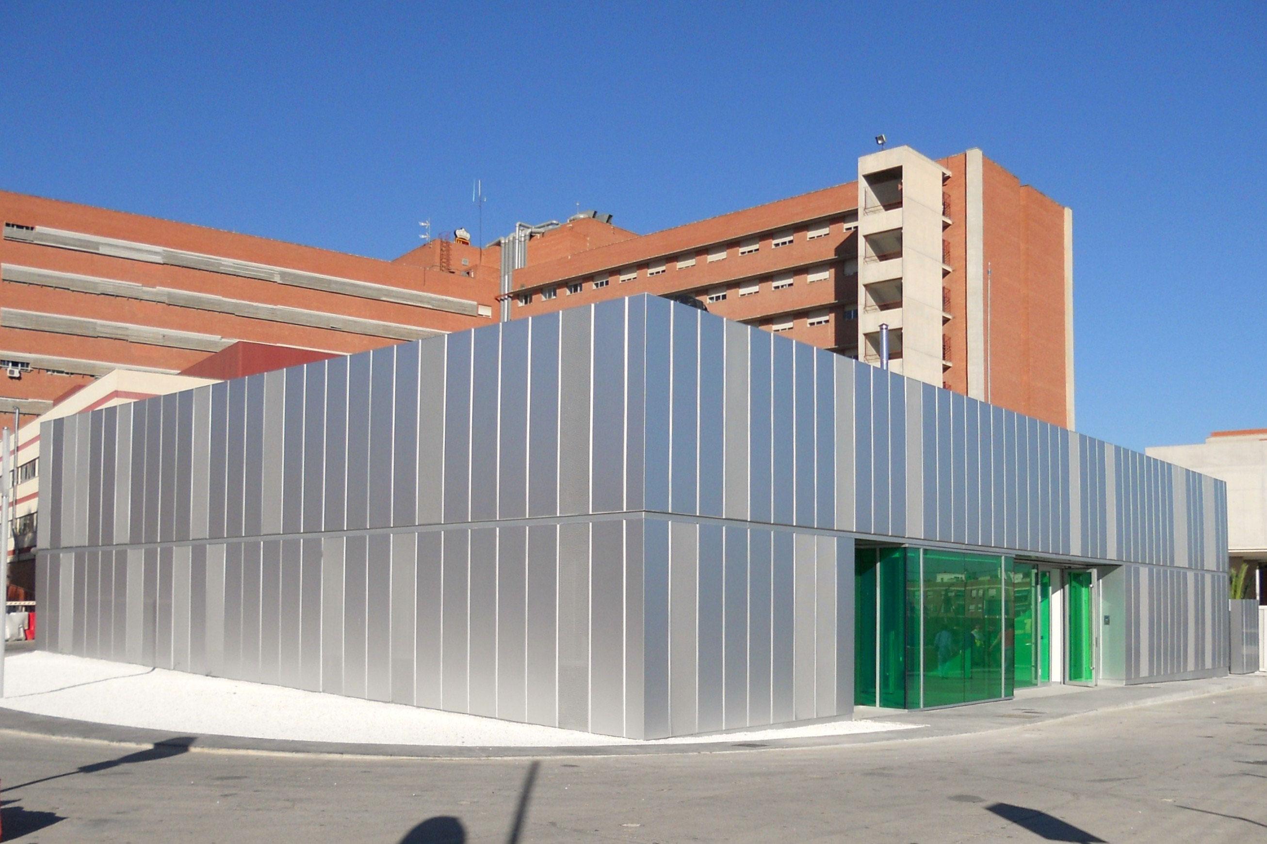 Construcción Laboratorio Farmacéutico. Olarco S.L. Construcciones y Mantenimientos